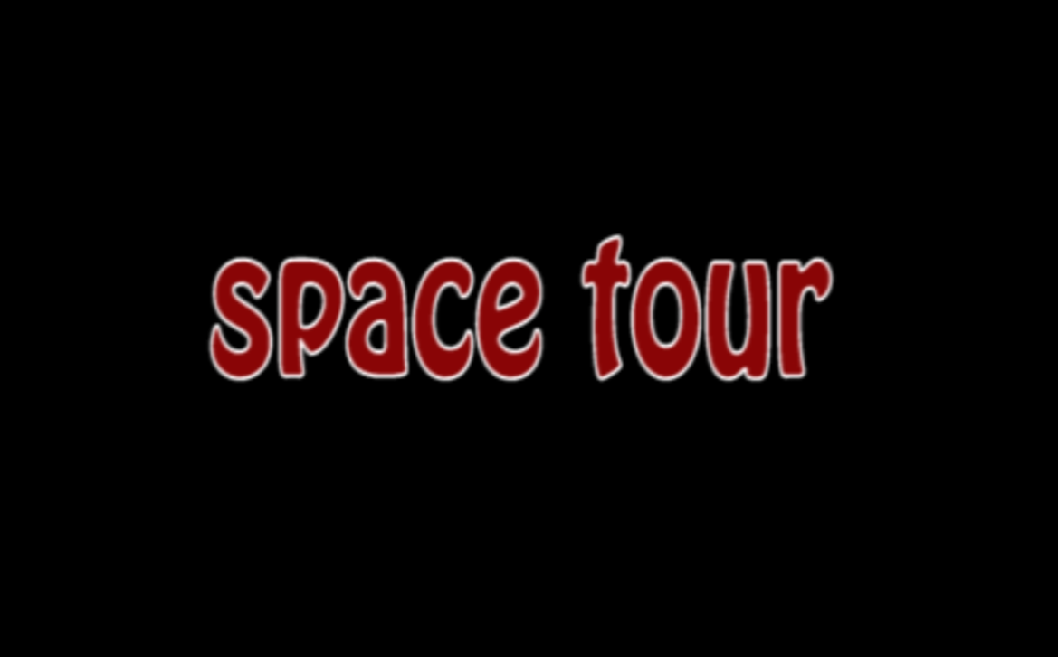 tour in space